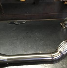 "Ram Ecodiesel Turboback to 4"" exhaust"